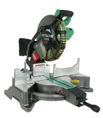 Hitachi Compound Saw, C12FCH, 19.0kg, 1,520W