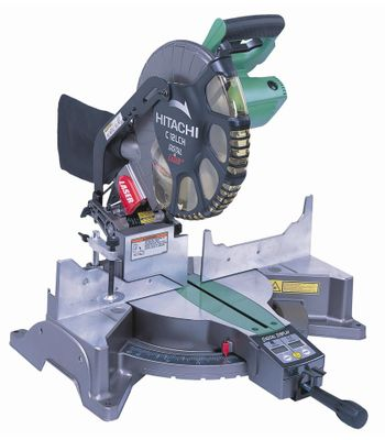 Hitachi Compound Saw, C12LCH, 19.5kg, 1,520W