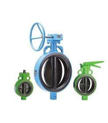 L&T Butterfly valve ADWL R2Q/21WNGSL 100 mm