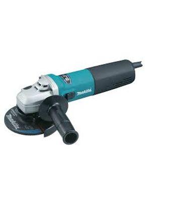 Makita Angle Grinder, 9565H, Wheel Dia: 125 mm, 1100 W