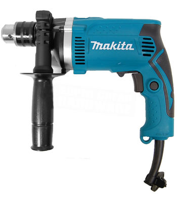 Makita Impact Drill, HP1630, Drill Capacity: Wood: 30 mm, Steel: 13 mm, Concrete: 16 mm, 710 W