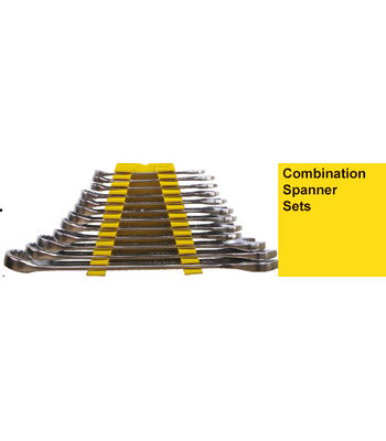 Stanley 70-963E, Combination Spanner Sets