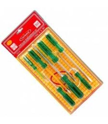 Taparia, Screw Driver Kits-Blister Packing-1014