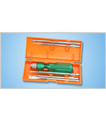 Taparia, Screw Driver Sets, Design No. 180673, Product No, 812