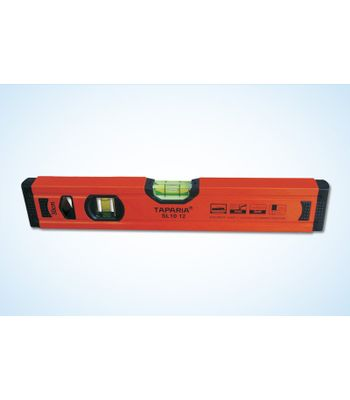 Taparia Spirit Level(1.0mm accuracy, with magnet), Size: 12