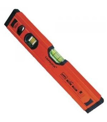 Taparia Spirit Level(1.0mm accuracy, without magnet), Size: 16
