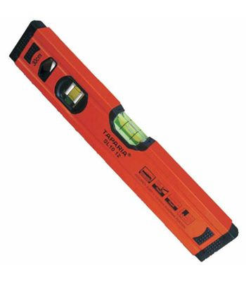 Taparia Spirit Level(1.0mm accuracy, without magnet), Size: 48