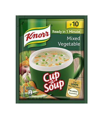 Knorr Instant Mixveg Soup Pack Of 5 (5X11Gm)