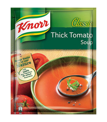Knorr Instant Tomato Soup Pack Of 5 (5X16Gm)