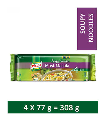Knorr Spicy Noodle Mast Masala 308G