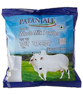 Patanjali Cows Skimmed Milk Powder