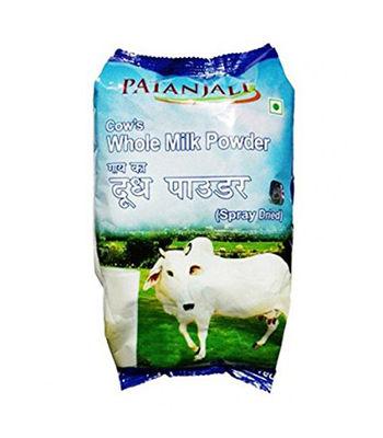 Patanjali Cows Whole Milk Powder
