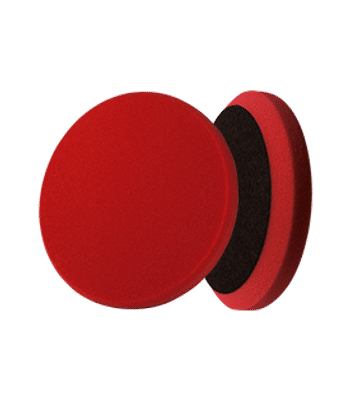 "Menzerna 7"" Heavy Cut Foam Pad  RED (180mm )"