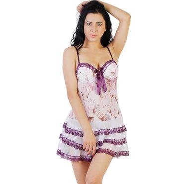 La Zoya Angel Creamy Purple