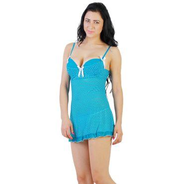 Cute n Short  La Zoya  Sea Blue