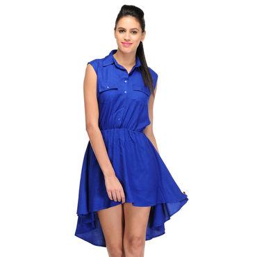 Camila Blue Dress