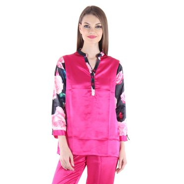 Fuschia Top & Pajama