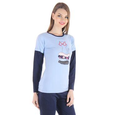 Blue Top & Pajama