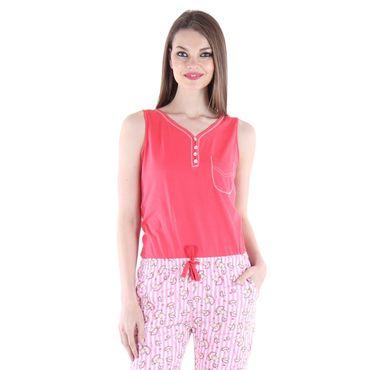 Pink Top & Pajama