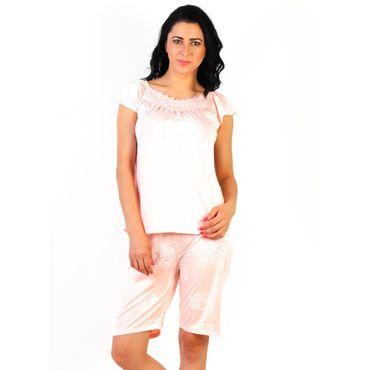 Pyjama Set-Capri Style