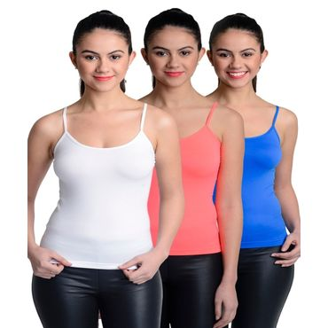 Set of 3 Multi-purpose camisoles