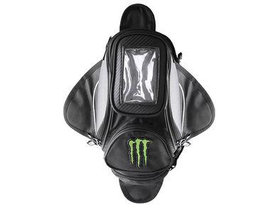 MEnergy Bike Travel Touring Magnetic Tank Bag-Black