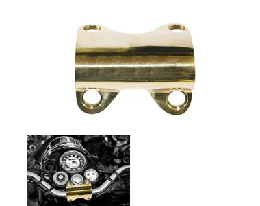 Speedwav Brass Bike Handle Joint Clip for Royal Enfield