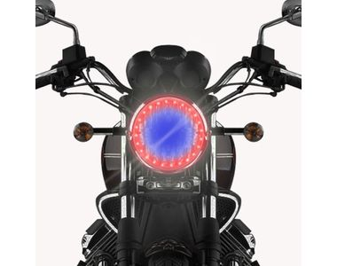 Speedwav Police LED Flasher Bike Headlight Bulb