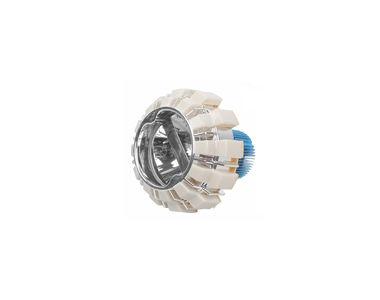 Speedwav K14 White LED Bike Headlight Bulb With Angle Eyes
