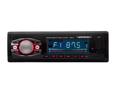 Speedwav FP-47 Car MP3 Stereo USB FM Remote