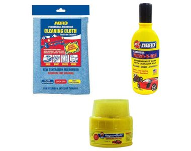 Abro Cleaning Kit