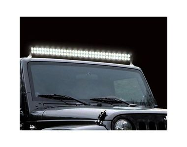 Speedwav 72 LED Car Roof Aux Fog Light Bar