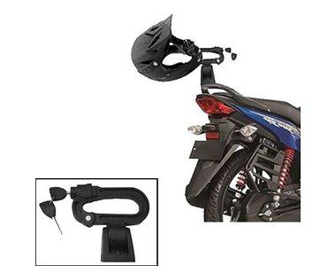 Speedwav SHL Bike Sleek Single Helmet Lock
