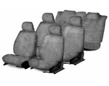 Speedwav Sweat Control Grey Towel Seat Covers