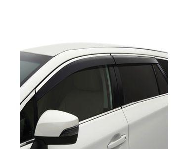 Speedwav Car Rain Wind Door Visor Set