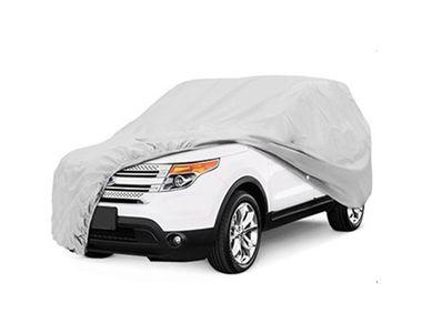 Galaxy Car Body Cover
