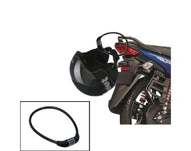 Speedwav Premium Quality 4 Digits Number Lock - Black