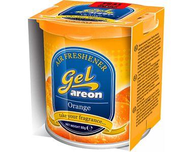 Areon Car Perfume Gel Air Freshner - Orange