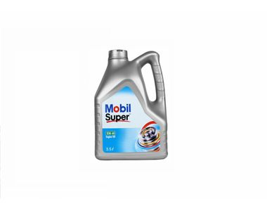 Mobil Super 15W-40 Car Petrol Engine Oil 3.5Litre