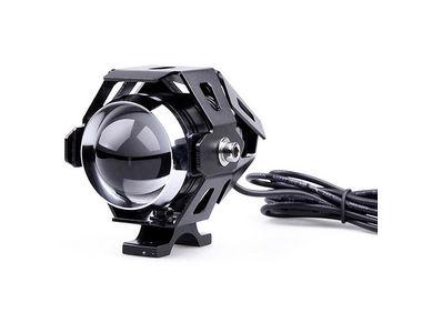 Speedwav Cree U5 Projector LED Bike Aux Light-White