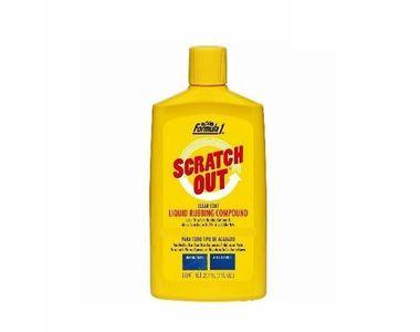 Formula 1 Scratch Out Rubbing Compound Polish 207ml