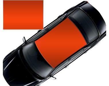 Speedwav Car Roof Glossy Wrap Sheet Red