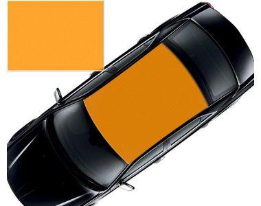 Speedwav Car Roof Wrap Sheet Matt Orange