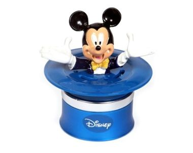 Mickey Mouse Shaped Car Perfume by Disney - Assorted Colors