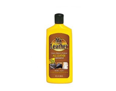 Mr. Leather All Leather Cleaner Shiner & Protectant for Leather / Rubber / Vinyl / Plastic 240ml