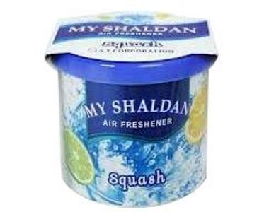 My Shaldan Gel Car Air Freshener perfume - Squash