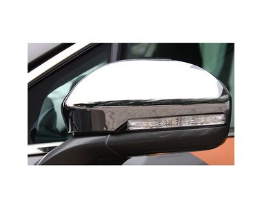 Speedwav Mirror Covers With Indicator Set Of 2 CHROME