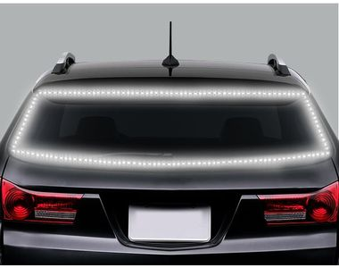 Speedwav 5 Meters Waterproof Cuttable LED Lights Strip Roll - White