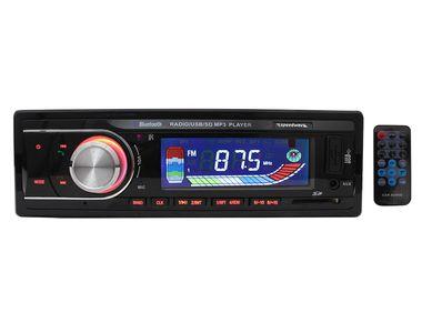 Speedwav 612BT Car Bluetooth MP3 Stereo SD-Card Slot USB FM Remote
