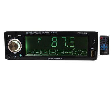 Speedwav Car Touch Screen MP3 Stereo SD-Card Slot USB FM Remote